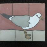 "Seagull 14""x12"""