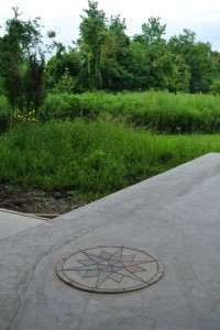 "Compass 16"" diameter"