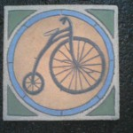"Bike 7"" square"