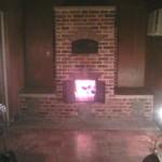Masonry Heater built by Jon Madle, Home and Hearth Masonry