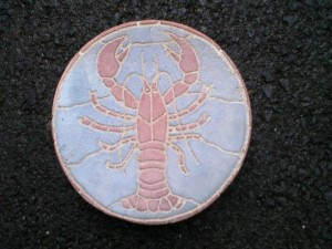 "Lobster 7.5"" diameter"