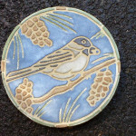 "Chickadee 7.5"" diameter"