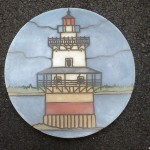 "Goose Rocks Light 16"" diameter"