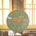 "Running Horse 16"" diameter"