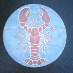 "Lobster 16"" diameter"