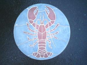 """Lobster 16"""" diameter"""