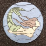 "Mermaid 12"" circle"