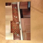 Moravian Tile Backsplash